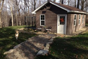 Photo #1: The Canine Cottage! Dog boarding $25.00 per night
