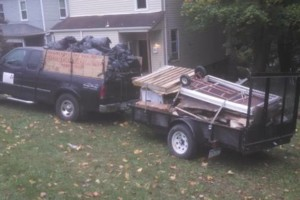 Photo #2: Tate's Junk Removal & Hauling Clean Outs, Clean Up, Debris, Scrap ETC.