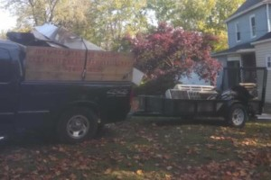 Photo #1: Tate's Junk Removal & Hauling Clean Outs, Clean Up, Debris, Scrap ETC.
