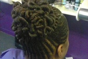 Photo #8: Eva's African Hair Braiding. Say Goodbye to your Old braider!