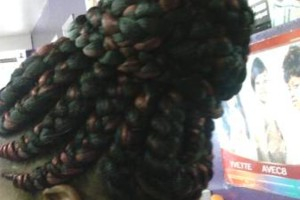 Photo #7: Eva's African Hair Braiding. Say Goodbye to your Old braider!
