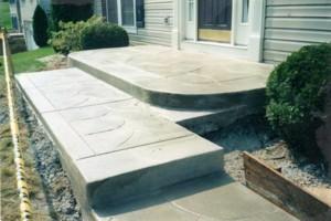 Photo #16: JG CONCRETE CONSTRUCTION - Driveways, Patios, Sidewalks, Steps & More