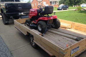 Photo #1: Need something hauled? 3/4 ton pick up with a trailer!
