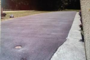 Photo #7: Asphalt driveway seal coating 75$ off. Call Mario!