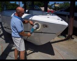 Photo #1: 3 RIVERS DETAILING SERVICES - boats, cars & trucks