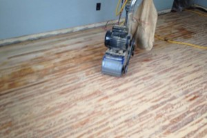 Photo #13: Pride and Perfection Home Improvements. Hardwood Floor Refinishing