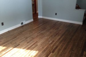 Photo #2: Pride and Perfection Home Improvements. Hardwood Floor Refinishing