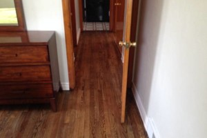 Photo #1: Pride and Perfection Home Improvements. Hardwood Floor Refinishing