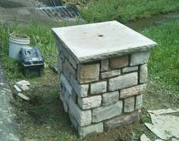 Photo #4: Masonry & Restoration - brickwork, stonework, slate