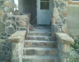 Photo #3: Masonry & Restoration - brickwork, stonework, slate