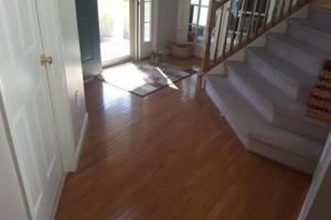 Photo #3: Need Floors? Call skilled flooring installation crew!