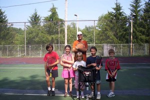 Photo #1: Local tennis lessons for children/adults