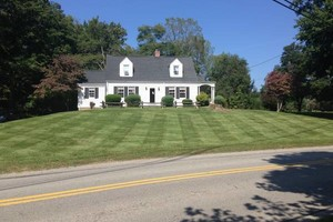 Photo #1: Briant's Lawn Care & Mulching