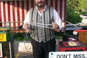 Photo #1: Pittsburgh's Most Amazing Magician!