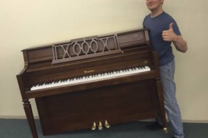 Photo #1: Dietrich Piano moving - efficient, lowest cost, experienced