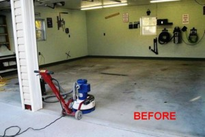 Photo #22: Got UGLY Concrete? ... We Have the CURE! Custom Epoxy Floor Coatings