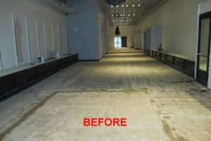 Photo #20: Got UGLY Concrete? ... We Have the CURE! Custom Epoxy Floor Coatings