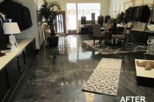 Photo #17: Got UGLY Concrete? ... We Have the CURE! Custom Epoxy Floor Coatings