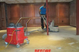 Photo #14: Got UGLY Concrete? ... We Have the CURE! Custom Epoxy Floor Coatings