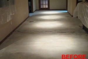 Photo #10: Got UGLY Concrete? ... We Have the CURE! Custom Epoxy Floor Coatings