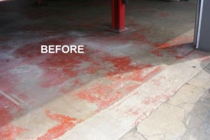Photo #8: Got UGLY Concrete? ... We Have the CURE! Custom Epoxy Floor Coatings