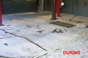 Photo #7: Got UGLY Concrete? ... We Have the CURE! Custom Epoxy Floor Coatings