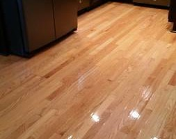 Photo #3: $.99sq/ft HARDWOOD FLOOR RESURFACE (pittsburgh)