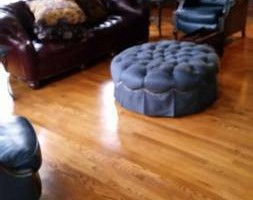 Photo #2: $.99sq/ft HARDWOOD FLOOR RESURFACE (pittsburgh)