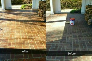 Photo #3: Top quality Powerwashing service by John