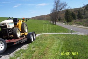 Photo #3: BRUSH HOG AND FINISH MOWING