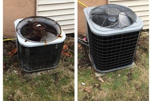 Photo #1: Air Conditioning-Installation/Replacement/Repair. Collazo Heating and Cooling!