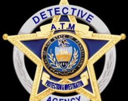 Photo #1: ATM DETECTIVE AGENCY. $65.00 hr. minimum 4hr.
