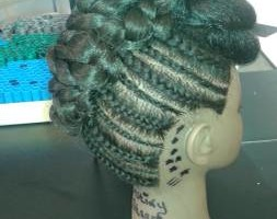 Photo #15: 2 for 1 Cosmetology or Natural Hair Braiders Course