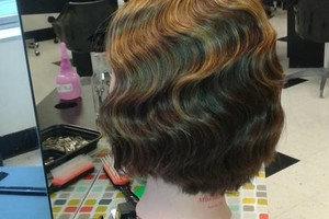 Photo #9: 2 for 1 Cosmetology or Natural Hair Braiders Course