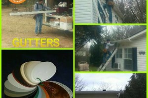 Photo #3: Ohenrys Home Improvement LLC. Free estimate on roof and gutter