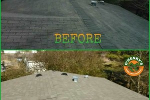 Photo #2: Ohenrys Home Improvement LLC. Free estimate on roof and gutter
