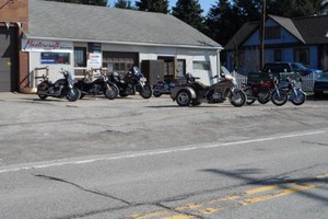 Photo #1: Krug's Tire Shop and MOTORCYCLE REPAIR