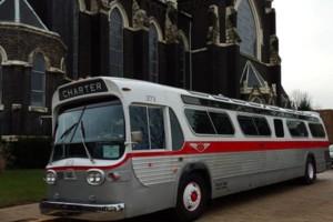 Photo #7: VINTAGE GROUP TRANSPORTATION/Antique Coach Excursions