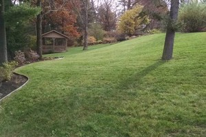 Photo #8: Spring Cleanups / Mulching - NURTURE the NATURE Lawns and Landscapes