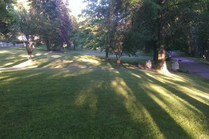 Photo #2: Spring Cleanups / Mulching - NURTURE the NATURE Lawns and Landscapes