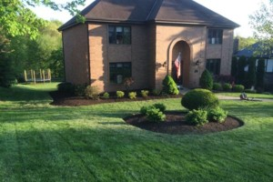 Photo #3: Purcell Lawn & Landscape, LLC. Grass Cutting, Lawn Maintenance, Mulching...