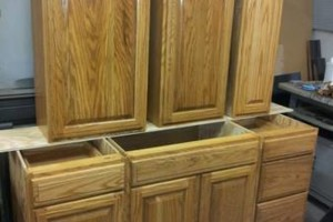 Photo #4: Woodworking, furniture refinishing, cabinet making