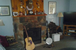Photo #1: Guitar or Banjo Lessons at your house!