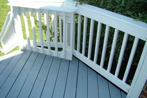 Photo #5: DECK CLEANING, CONCRETE CLEANNG, POWERWASHING!!! 20 years in PGH!