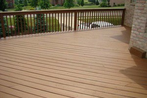 Photo #4: DECK CLEANING, CONCRETE CLEANNG, POWERWASHING!!! 20 years in PGH!