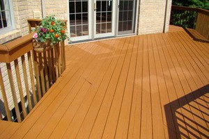 Photo #1: DECK CLEANING, CONCRETE CLEANNG, POWERWASHING!!! 20 years in PGH!
