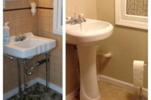 Photo #13: Blanarik Residential Maintenance. Bathroom Renovations Under $3500