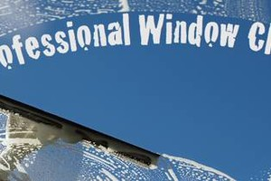 Photo #1: Professional window and gutter cleaning by Jeremy