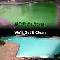 Photo #1: GREEN 2 CLEAN POOL SERVICE