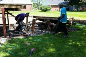 Photo #4: CNM Hauling & Demolition. Let us help clean up for the summer!